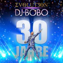 DJ BoBo 2023 - EVOLUT3ON Tour