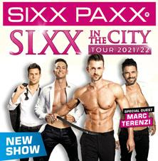 SIXX PAXX feat. Marc Terenzi - Tour 2021/22