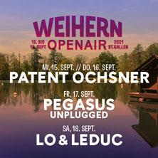 Weihern Openair Festival - Lo & Leduc