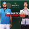 The Match for Africa 3 - Roger Federer vs. Andy Murray