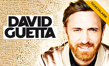 David Guetta - Live Club Priority Sale