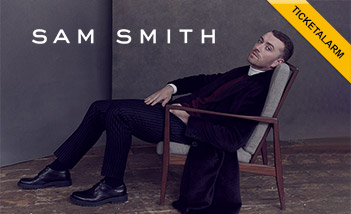 Sam Smith Ticketalarm