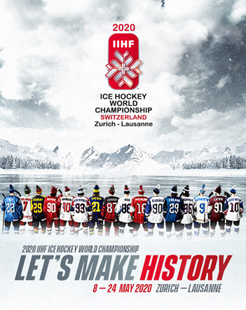 2020 IIHF Ice Hockey World Championship
