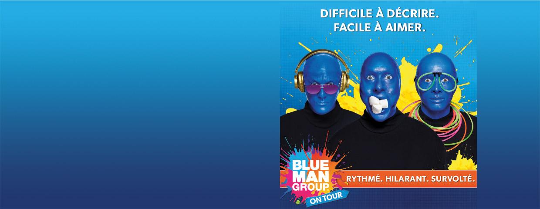 Blue Man Group Bremen 2021