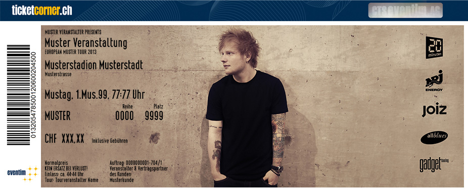 Ed sheeran tickets in dubai
