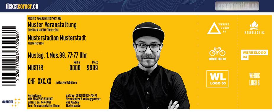Mark Forster Balingen 070719 Tickets Ticketcorner