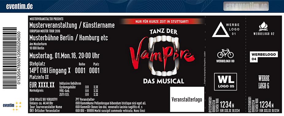 Tanz Der Vampire Tickets Günstig