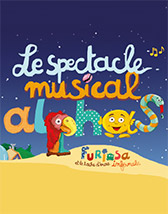 Le spectacle musical des Alphas