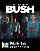 Bush friends&members Priority Sale
