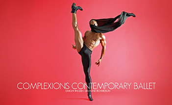 Complexions Contemporary Ballet New York