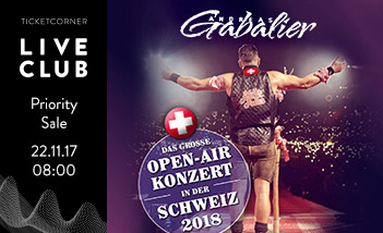 Andreas Gabalier Live Club Priority Sale