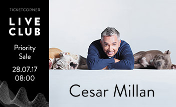 Cesar Millan - Live Club Priority Sale