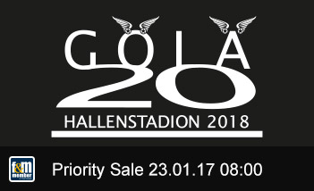 Gölä friends&members Priority Sale