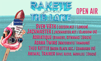 The Lake 11 Jahre Rakete Openair
