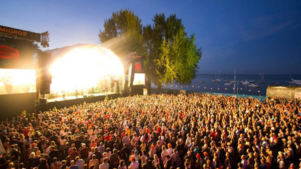 SummerDays Festival - Simply Red, Faithless und Gregor Meyle an den SummerDays Arbon
