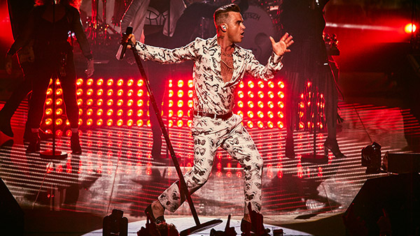 Robbie Williams - Robbie Williams neu ohne Skandale