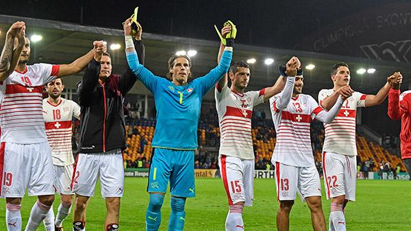 schweizer fussball nationalmannschaft a team news